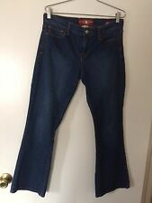 LUCKY BRAND Ankle Jeans Women's Size 8/29 Sofia Boot