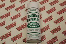 1927 - 1941  Antique Ford green engine paint. Flathead V8, Model A, Model T
