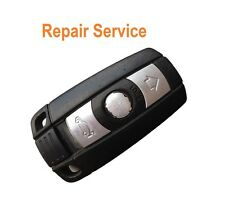 for BMW E46 E60 E90 X3 X5 3 button remote key Repair Service Shell Replacement