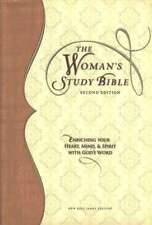 ** NKJV   Woman's Study Bible - 2nd Edition- Hardcover  ** NEW **  177