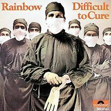 RAINBOW  - DIFFICULT TO CURE -   CD