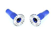 RJX Blue JR G6 XG8 XG11 XG14 28X Transmitter Gimbal Stick Ends HA0626-JR-BLU
