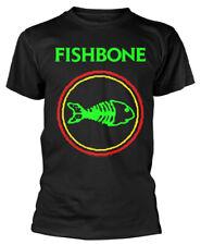 Fishbone 'Classic Logo' (Black) T-Shirt - NEW & OFFICIAL!
