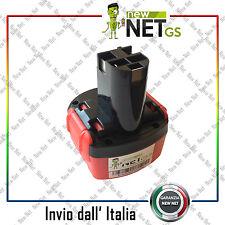 Batteria compatibile per BOSCH 2 607 335 272 9.6V 2000mAh 03026