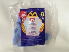 McDonald's Ty Beanie Baby Flitter the Butterfly *still in polybag*