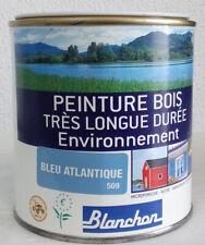 Peinture Bois très longue durée environnement BLANCHON (0.5L et 2.5L)