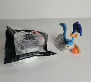 Mc Donalds Space Jam A New Legacy Kids meal Toys Taz and Roadrunner