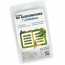Instant Libraries Kiauil022 50 Kids Audio Books From