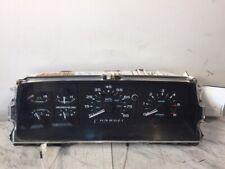✅ 1993 1994 Ford Ranger Explorer Instrument Speedometer Gauge Cluster 166k Miles