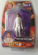 DOCTOR WHO Action Figure Of PROFESSOR RIVER SONG Series 4