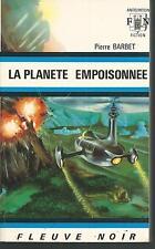 La planete empoisonnee.Pierre BARBET.Anticipation 523  SF46B