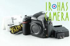 Nikon D750 Digital SLR Camera *Count 14212* #29635 E4