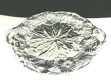 Fitz & Floyd Fauna and Flora Large Aluminum Metal Platter Tray