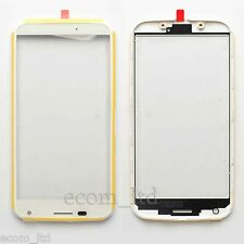 MOTOROLA MOTO X WEIß DISPLAY GLASLINSE DIGITIZER XT1053 XT1058 XT1060
