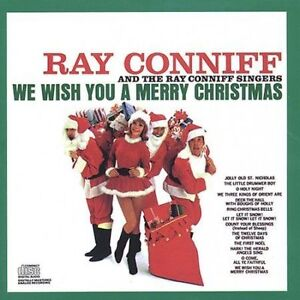 Ray Conniff : We Wish You A Merry Xmas Xmas Vocal 1 Disc CD