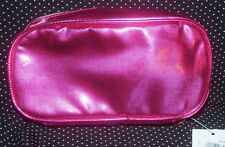 Ulta Hot Pink Cosmetic Bag  New with Tags PLUS a Free Product Sample HS12