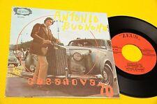 """ANTONIO BUONOMO 7"""" CASANOVA 70 ORIGINALE 1970 EX"""