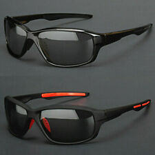 Fashion Men's Sport Cycling Sunglasses Polarized Eyewear Driving Glasses Goggles