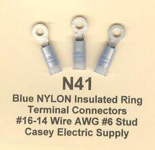 50 no aislada Snap enchufe conector de terminal 16-14 Cable Awg.156 Pin Macho Molex