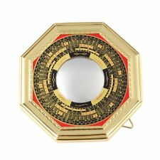 """Chinese Oriental Safe Protection Feng Shui Home House Convex Bagua Mirror 5.2"""""""