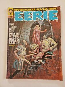 Eerie Magazine #42 (Warren Publishing) - EARLY ISSUE!
