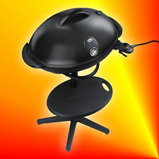 Steba VG 350 BIG BBQ-Grill Elektrogrill als Standgrill und Tischgrill einsetzbar