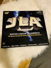 1998 Hasbro-Justice League Of America-5 Figure Set (New) Collection 1