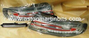 BREAKING Aston Martin Rapide, Rapide S, some Rapide AMR & Lagonda Taraf parts