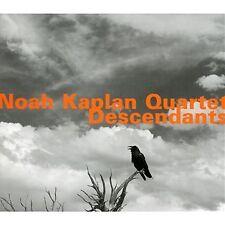 Noah Kaplan - tenor & soprano saxophones : Noah Kaplan Quartet: Descendants CD
