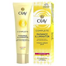 Olay SPF 15 Complete Radiance Illuminator Normal/Dry Moisturising Cream 50ml