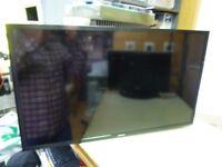 Samsung TV ue32j5000aw Bildschirm defekt sonst alles ok
