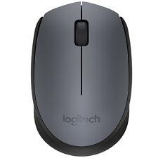Genuine Logitech M170 Wireless Computer Mouse 2.4Ghz - Logitech M170 #910-004646