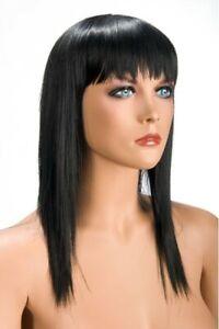 Perruque Allison Effilé Brune World Wigs