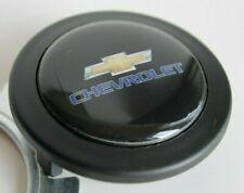 Horn Button Chevrolet Badge MOMO Sparco Raid Nardi Energy Steering Wheel Chevy