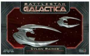 Moebius MMK959 BattleStar Gallactica Cylon Raider (2 pack)