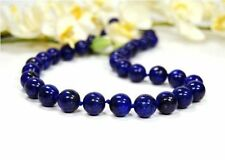 New Beautiful lapis lazuli necklace in ball shape 10mm AAA