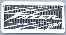 "Protezione radiatore Yamaha 600 FZS Fazer ""Tsunami"" + grata anti ghiaietto"