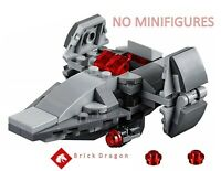Lego Star Wars Sith Infiltrator Microfighter (Ship Only)  from set 75224