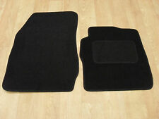 Ford Transit Courier (2014-on) Fully Tailored Car Mats in Black 2 Piece Set