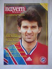 Orig.PRG   1.Bundesliga  1994/95   FC BAYERN MÜNCHEN - SC FREIBURG  !!