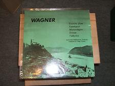 Wagner: extractos de Tannhäuser, Mastersingers, Tristan, valquirias