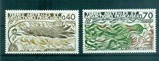T.A.A.F. 1977 - Mi. n. 115/116 - Algues