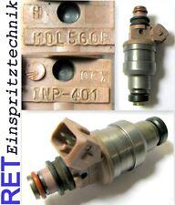 Einspritzdüse Injector INP-401 Mitsubishi 3000 GT 560 cc gereinigt & geprüft