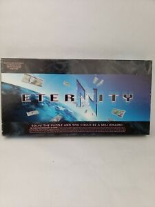 """Eternity Puzzle Skill Game """"First Launched in the UK June 1999"""" IQ Brain Teaser"""