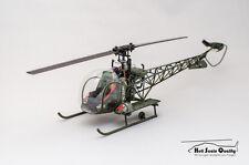Rumpf-Bausatz Bell 47D in 1:32 für Blade mCPX BL und mCPX