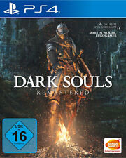 *Dark Souls Remastered*PS4*deutsche Version*Neu&OVP*