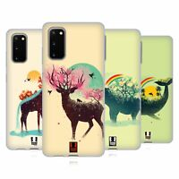 HEAD CASE DESIGNS LIFE IN NATURE SOFT GEL CASE FOR SAMSUNG PHONES 1