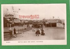 Switch Back & Sands Skegness RP pc used 1909 WHS Kingsway Ref G790