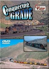 Conquering the Grade DVD Mountain Railroading UP SP MRL