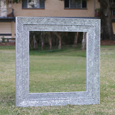 WALL MIRROR-ART DECO-bedroom metro dressing leaning 80CM Square